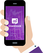 hand-mobile-stockbook